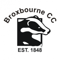 Broxbourne Cricket Club's logo
