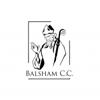 Balsham Cricket Club's logo