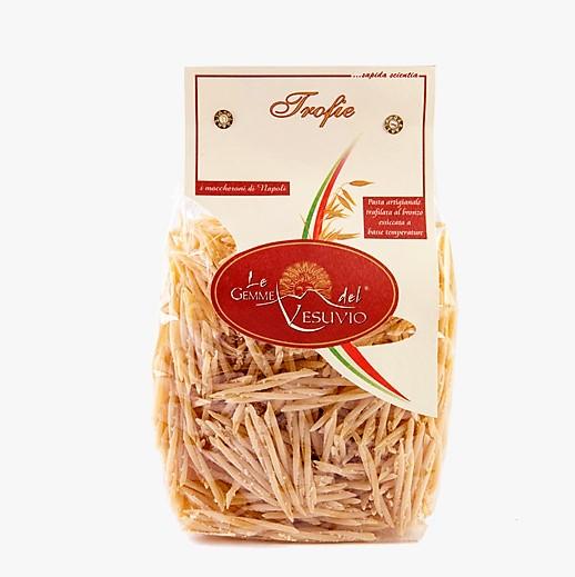 2016 Palladio Awards New Mediterranean Style Traditional: Trofie Pasta From Naples