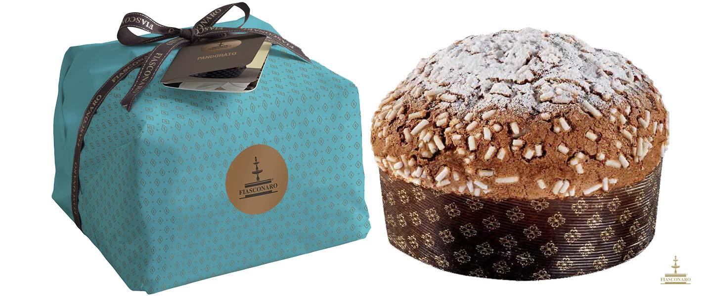 Pandoro Italian Specialty Cake