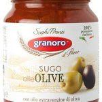 Tomato & Olives Sauce - Sugo alle Olive 370g