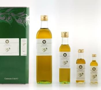 White Truffle Extra Virgin Olive Oil 100ml