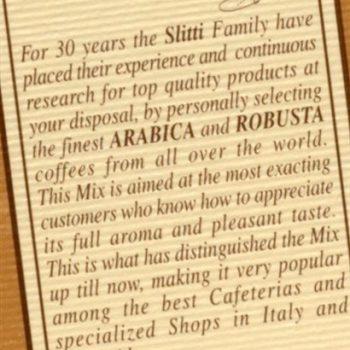 Gourmet Italian Espresso Coffee - Cremosa 250g