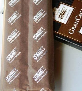 Gran Cacao Finest Italian Dark Chocolate 100 Percent