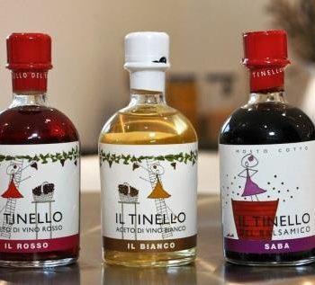 Il Bianco - Traditional Italian White Wine Vinegar 250ml