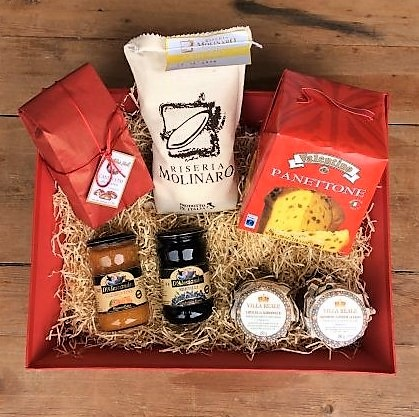 1cf1f2f1c0 Home / Shop / GIFT SELECTIONS & HAMPERS / ITALIAN FOOD GIFT BOXES