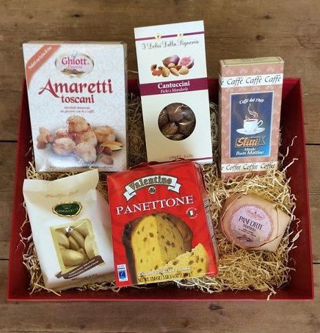 7b59604523 Italian Cakes, Biscuits & Coffee Gift Box
