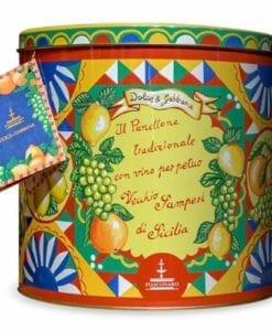 Amazing Panettone Dolce Gabbana Vino