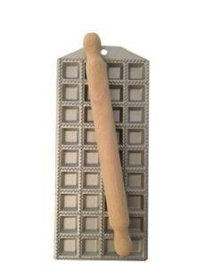 Ravioli Mould rolling pin