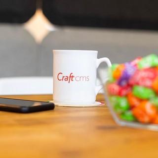 Craft CMS cup