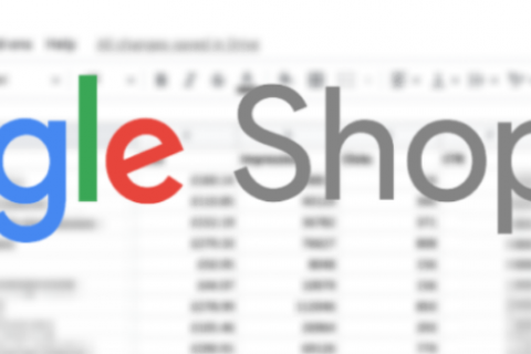 Google shopping product export banner