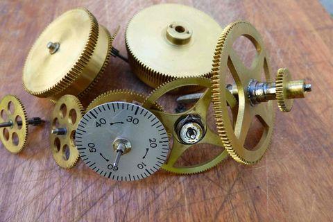 Brass bronze close up 209168
