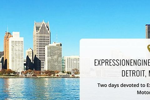 Expressionengineconference detroit