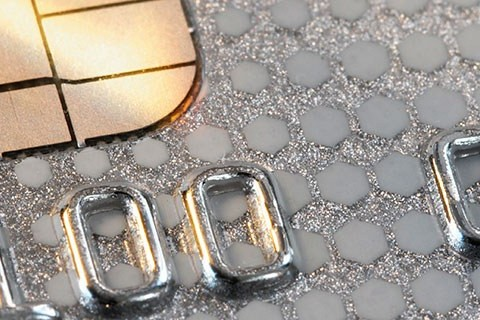 Ecommerce payment card