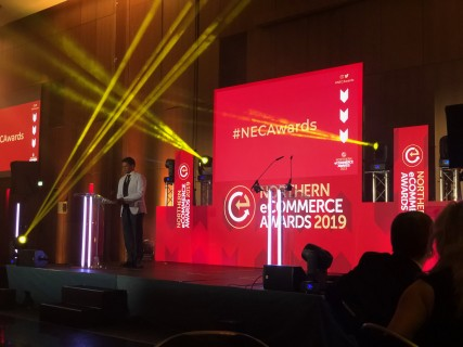 Northern eCommerce Awards Host Gavin Ramjaun