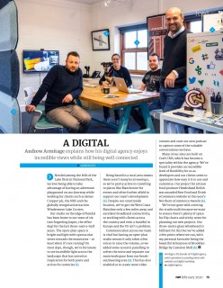 Net Magazine Issue 328 Workspace February 2020