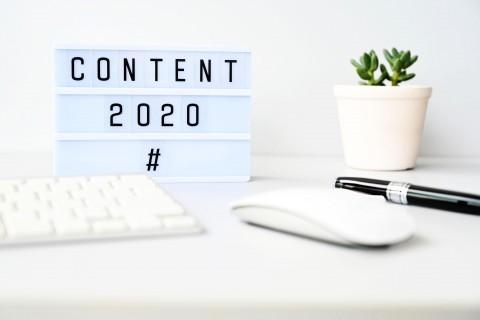 Social media planning 2020