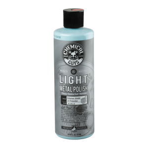 Chemical Guys Light Metal Polish 473ml