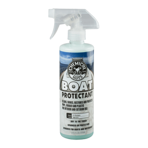 Chemical Guys Marine and Boat Vinyl and Rubber Protectant 473ml