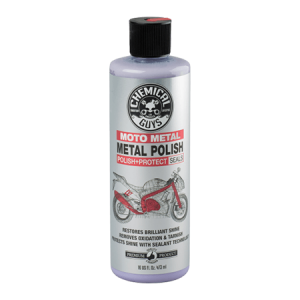 Chemical Guys Moto Line – Metal Polish and Cleaner with Prot