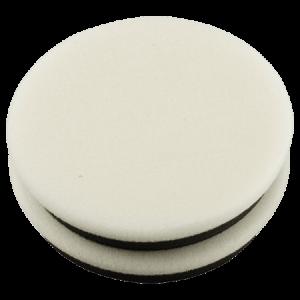 Scholl Concepts Spiderpad sort/hvit str M 145MM 2-Pack