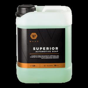 WAXD Superior Soap 2.5L