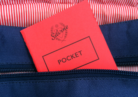 Silvine Originals Pocket Notebook