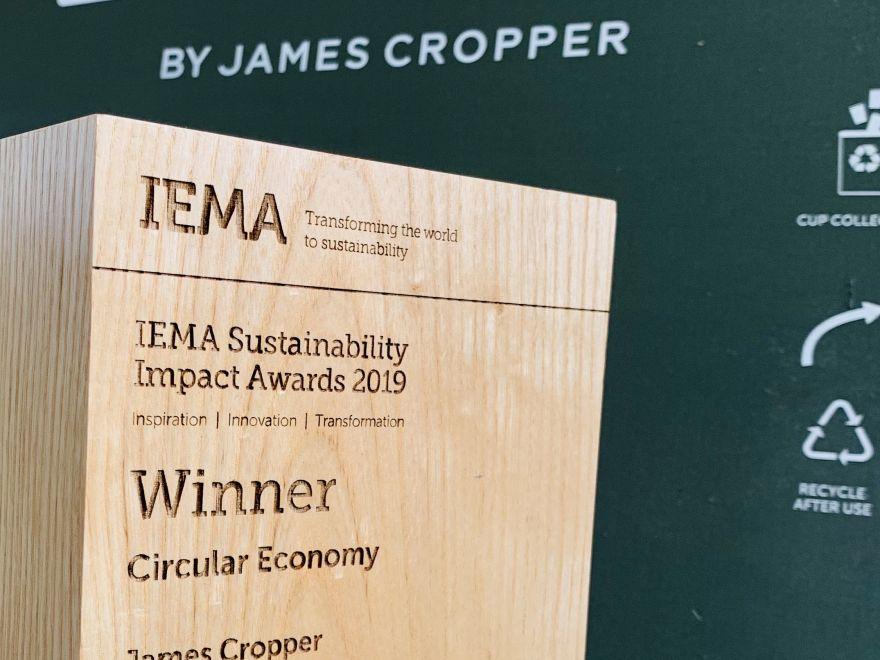 IEMA AWARD 2019 Winner