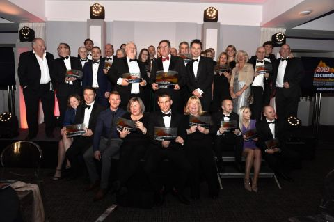 In Cumbria award Nov 2019 group