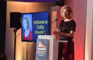In Cumbria award Nov 2019 Cathy Newman
