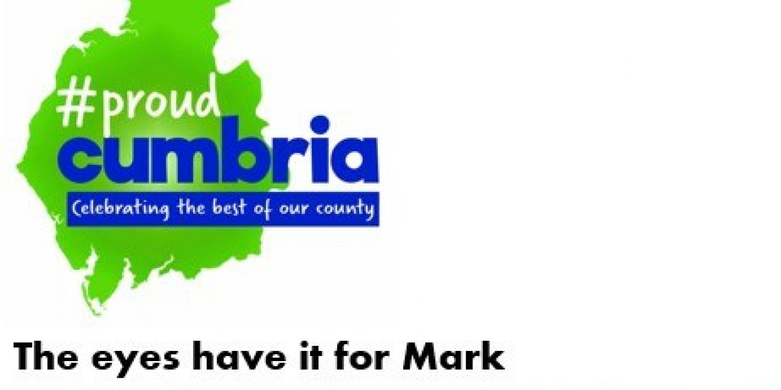Proud Cumbria Mark Starrs