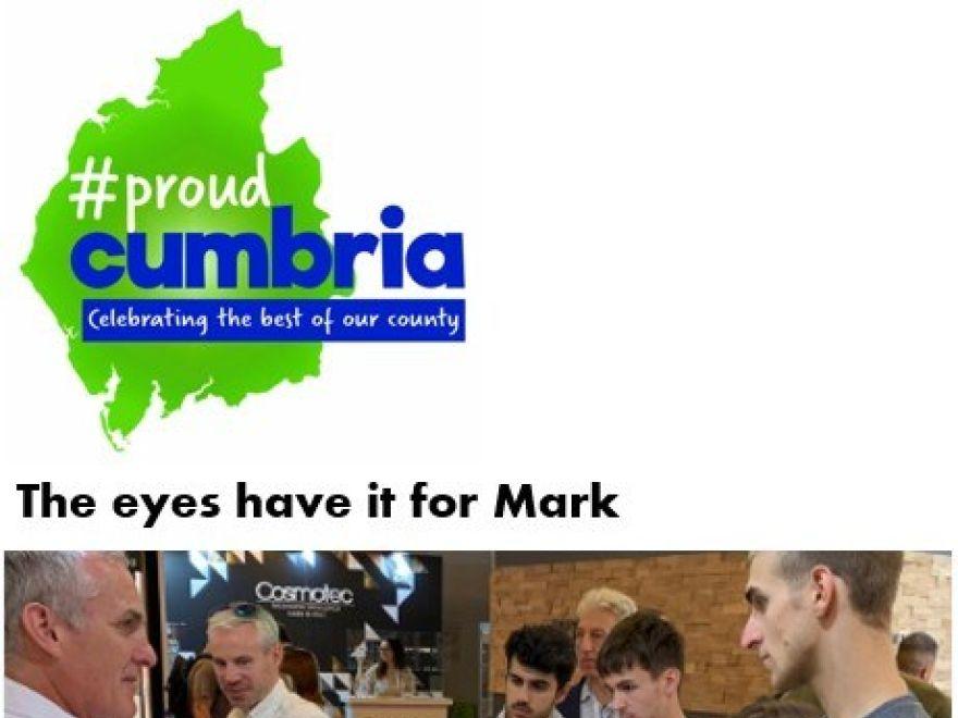 Proud Cumbria Mark Starrs