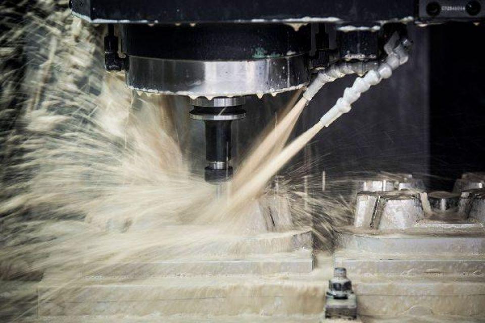 Colourform manufacturing machining