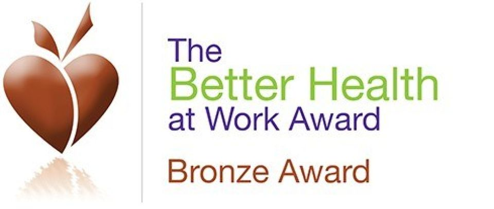 Better health at work Bronze
