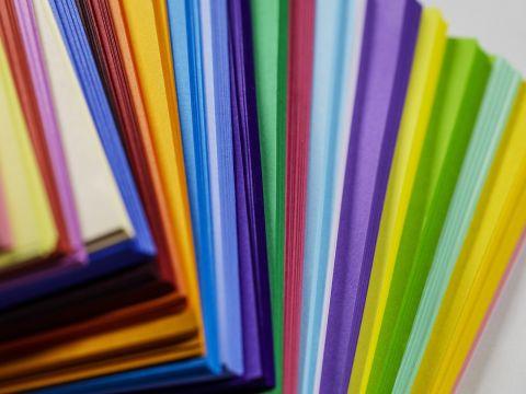James Cropper Vanguard Coloured Paper