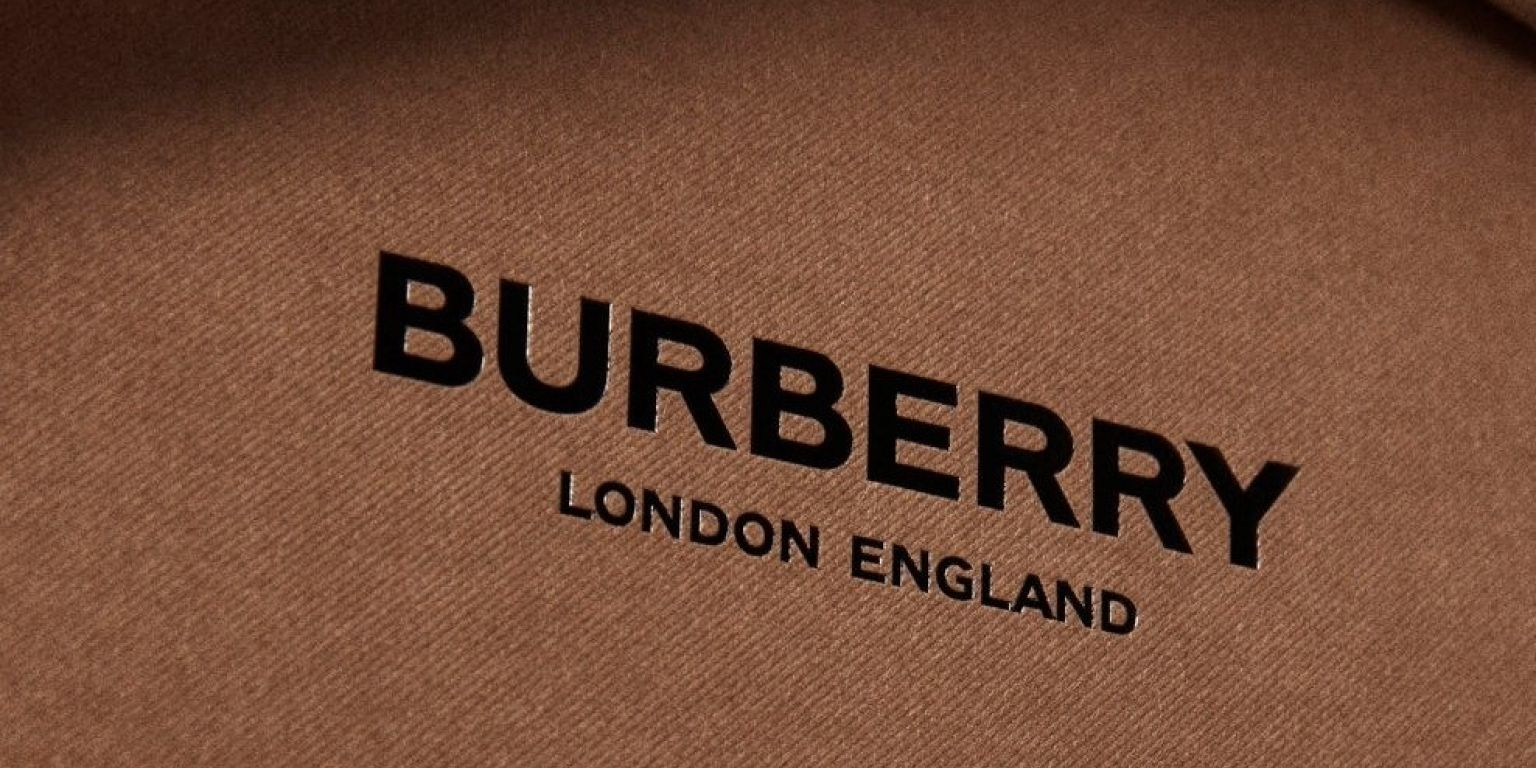 2019 Burberry Packaging