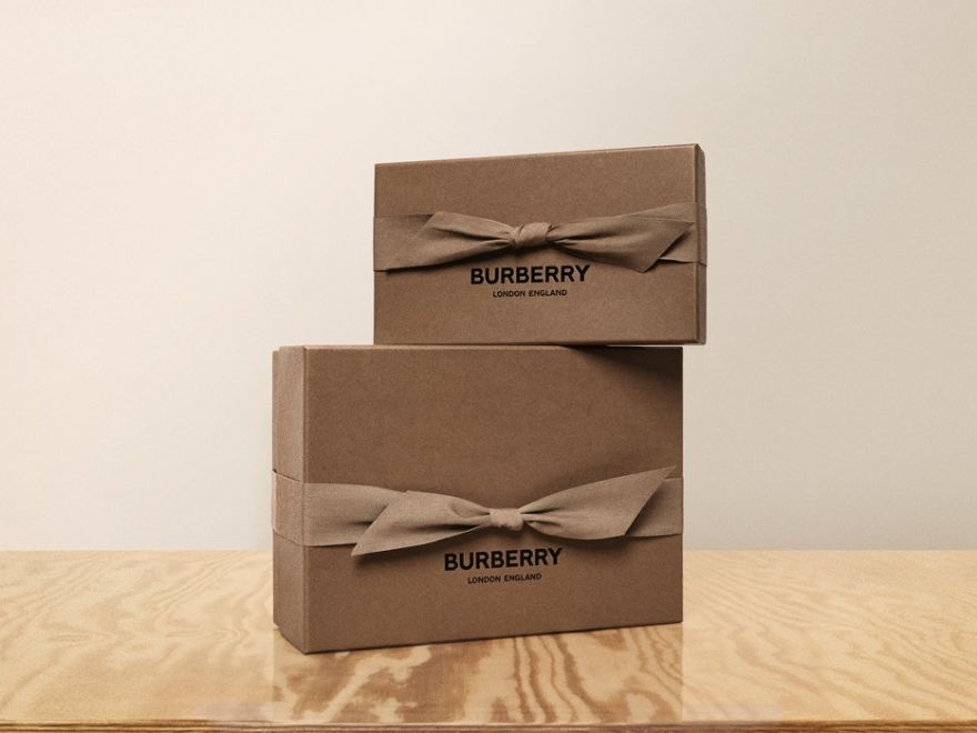 2019 Burberry boxes