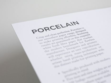 Mill Collection Pocelain