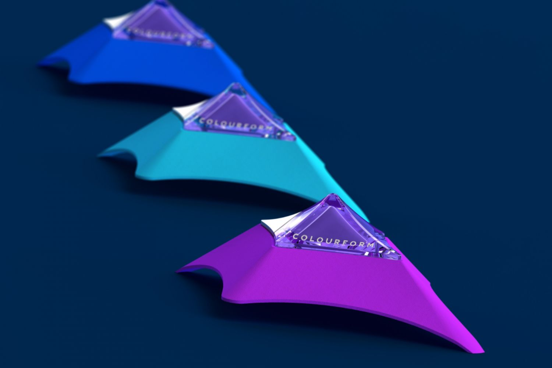 Colourform piramid render group