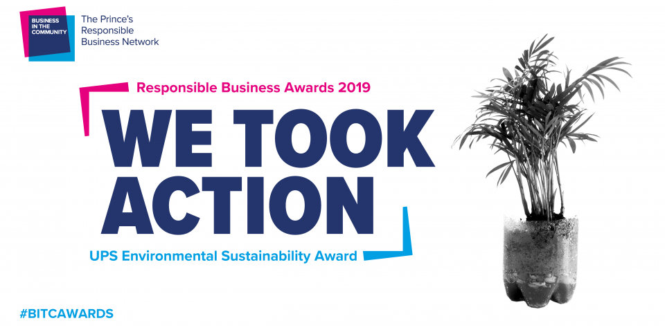 TWITTER Proud to be a finalist ENVIRONMENTAL SUSTAINABILITY 02