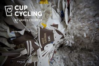 Cup Cycling Paper Cups