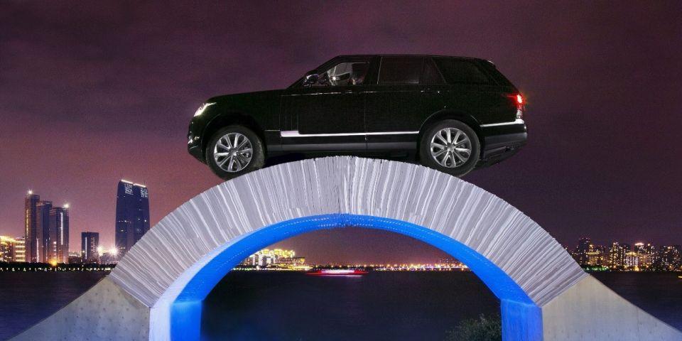 Range Rover Paper Bridge1 e1448270396394
