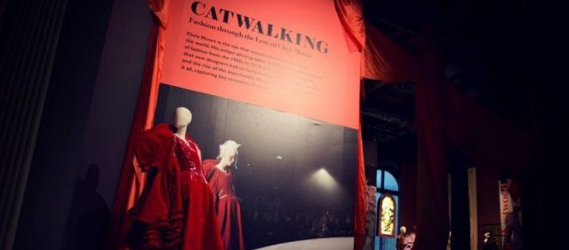 Catwalking at the Bowes e1532423935302