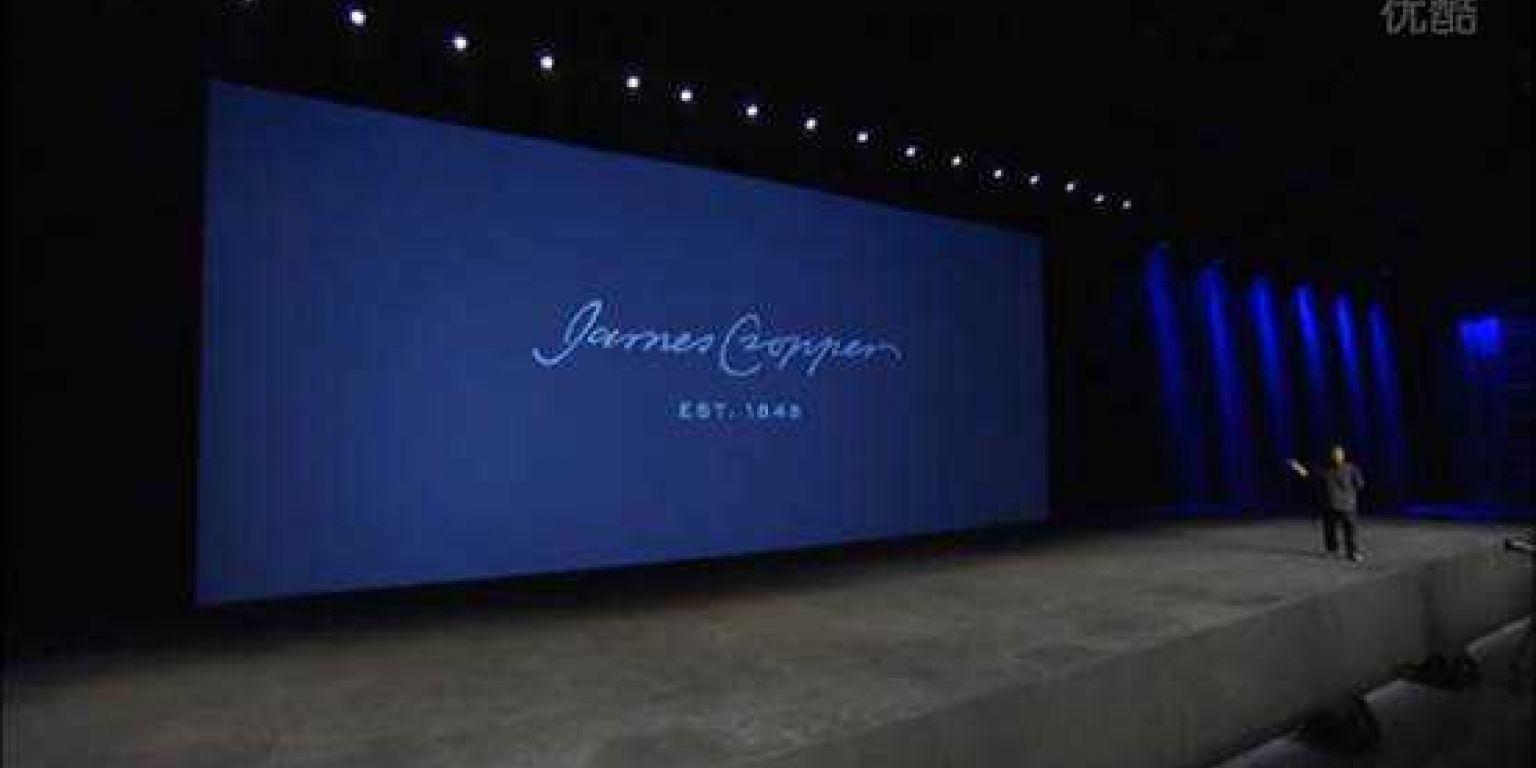 James cropper smartisan1