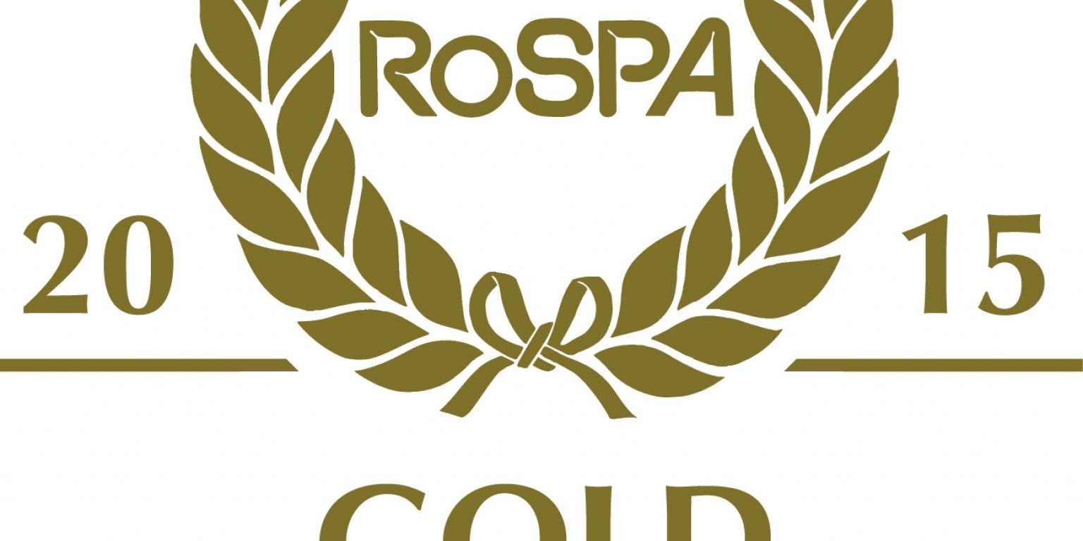 Gold award 2015 2