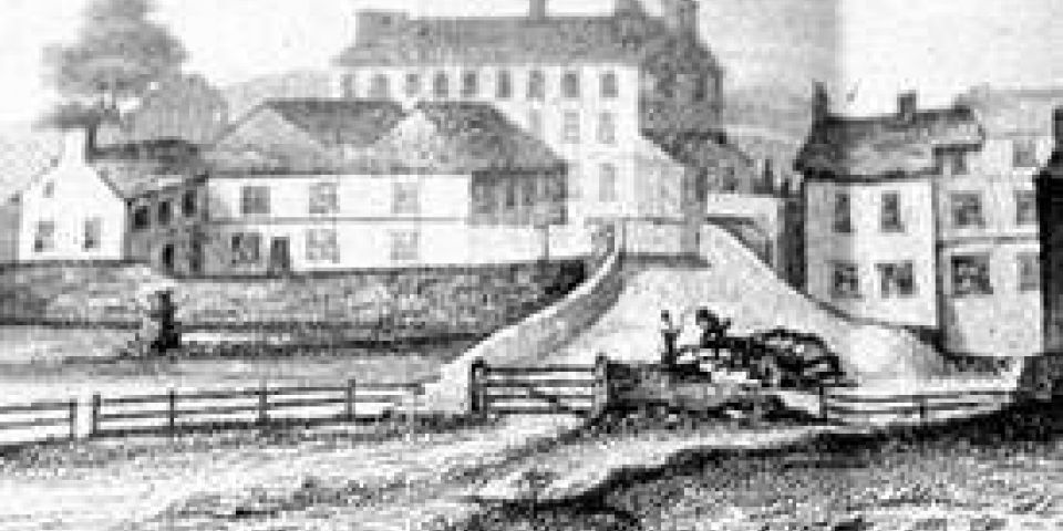Burneside cowan head mills