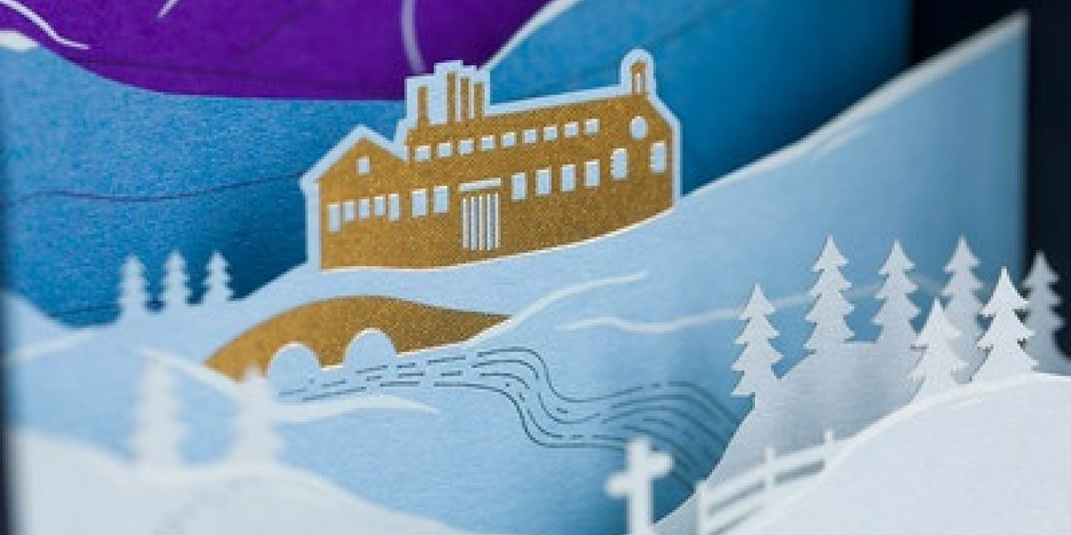 James cropper limited edition christmas card 4 1