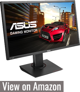 ASUS MG28UQ - Best 1ms Gaming Monitor for Xbox One X