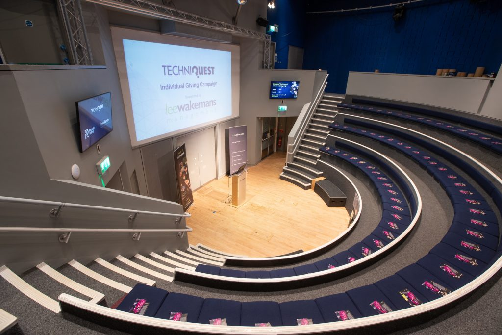 Conferences and Event at Techniquest