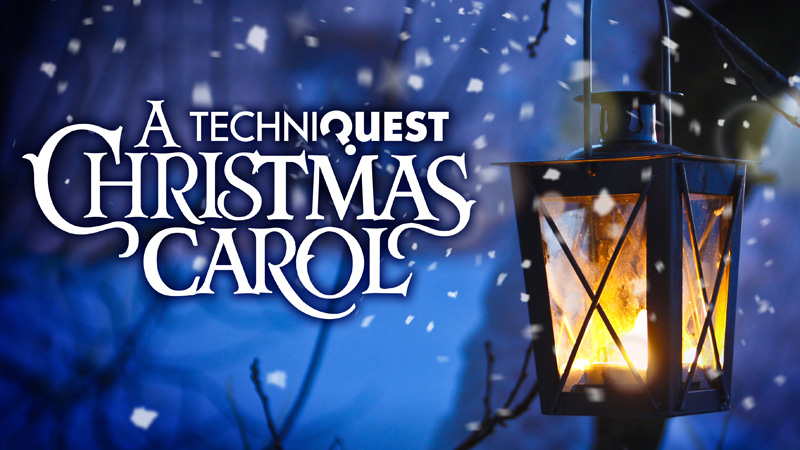 A Techniquest Christmas Carol